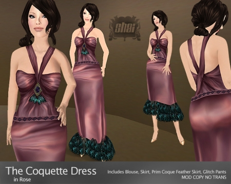 The Coquette Dress